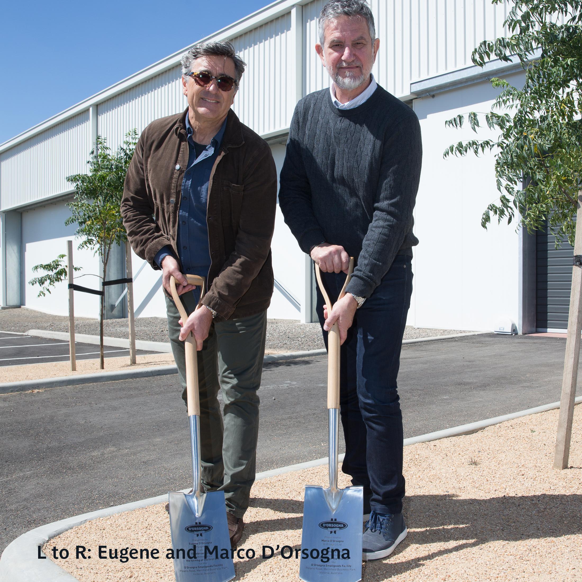 Eugene & Marco D'Orsogna