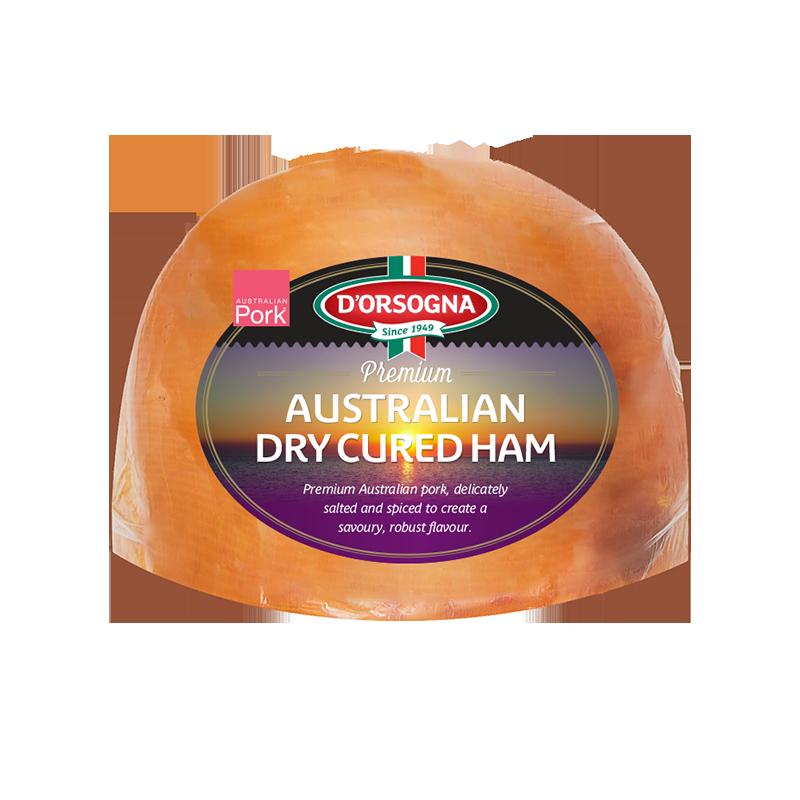 Premium Australian Dry Cured Ham