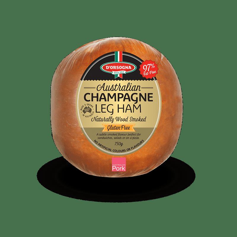Australian Champagne Leg Ham 750g
