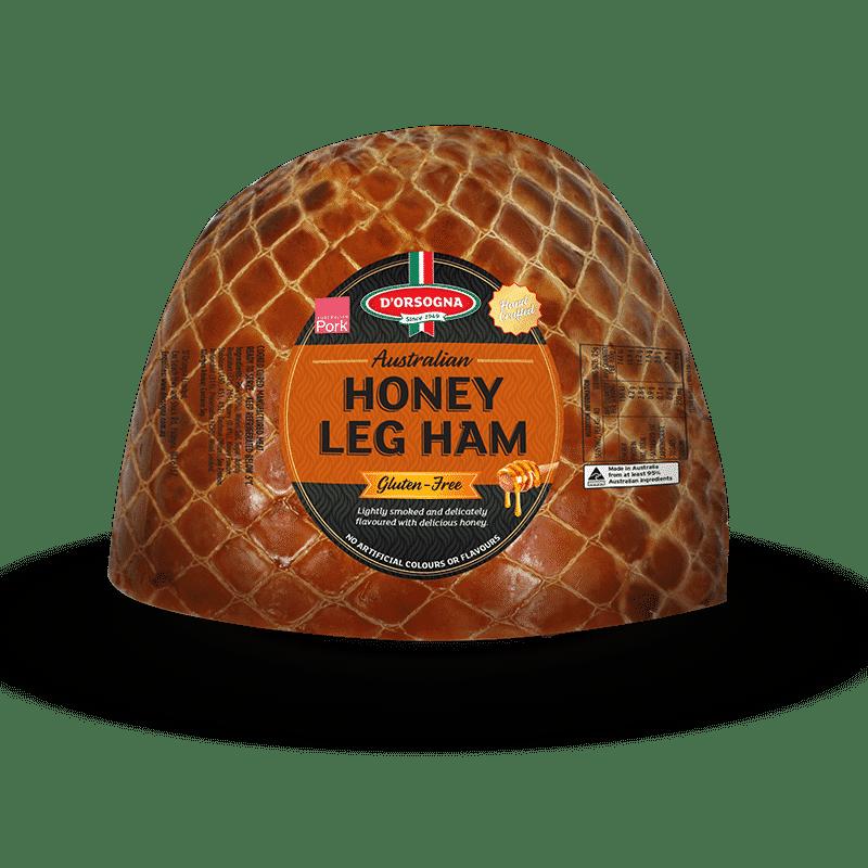 Australian Honey Leg Ham half