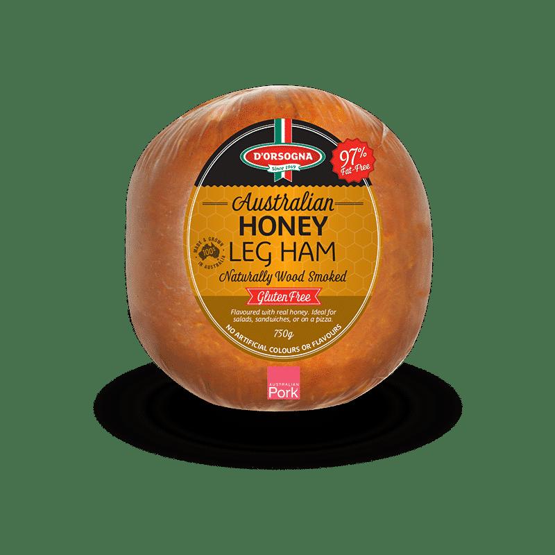 Australian Honey Leg Ham 750g