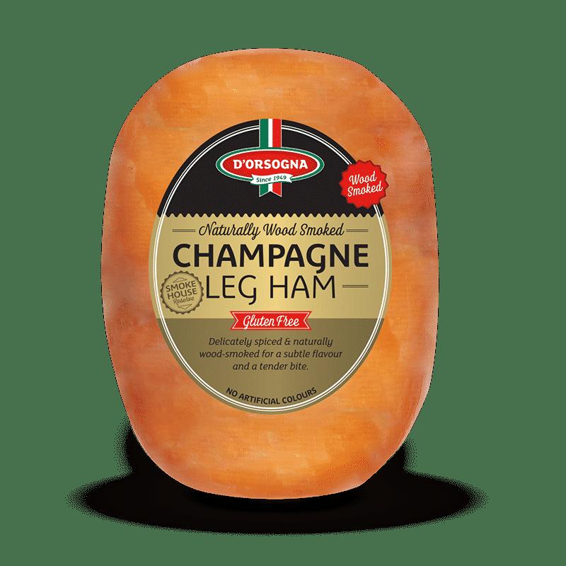 Champagne Leg Ham