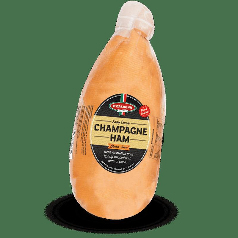 Easy Carve Champagne Ham