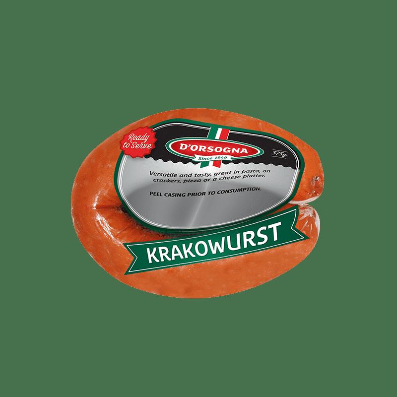 Krakowurst 375g