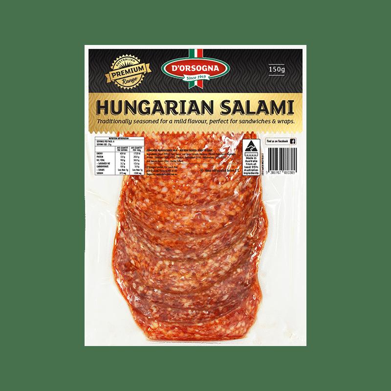 Premium Hungarian Salami 150g