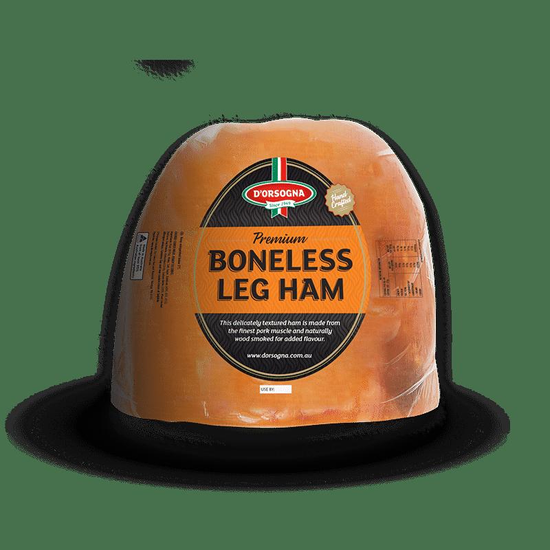 Premium Boneless Leg Ham half