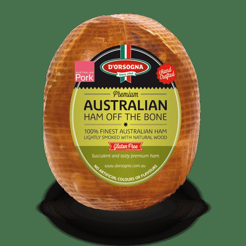Premium Australian Ham off the Bone