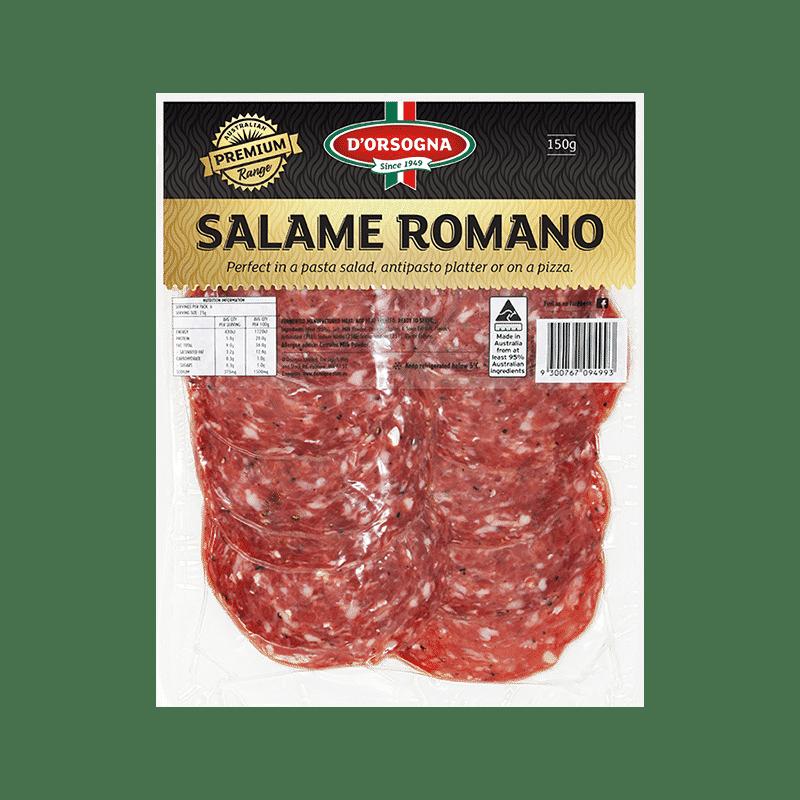 Premium Salame Romano 150g