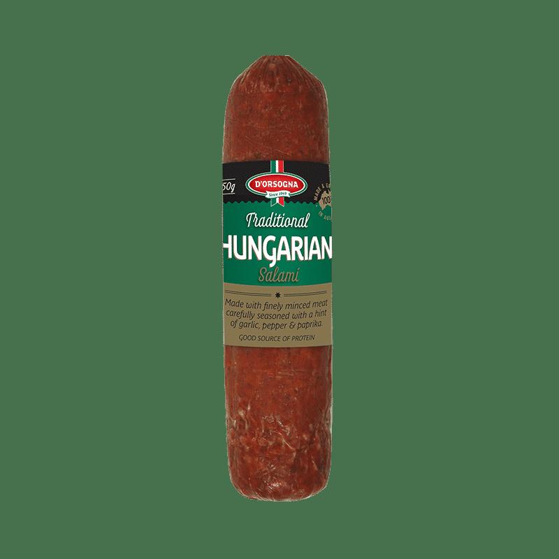 Traditional Hungarian Salami 250g